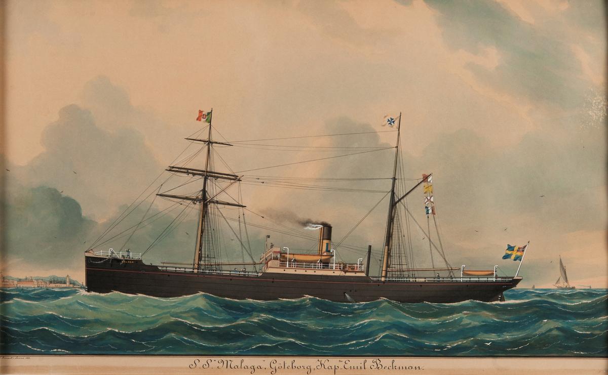 Renault, Luigi P. (1845 - 1910)