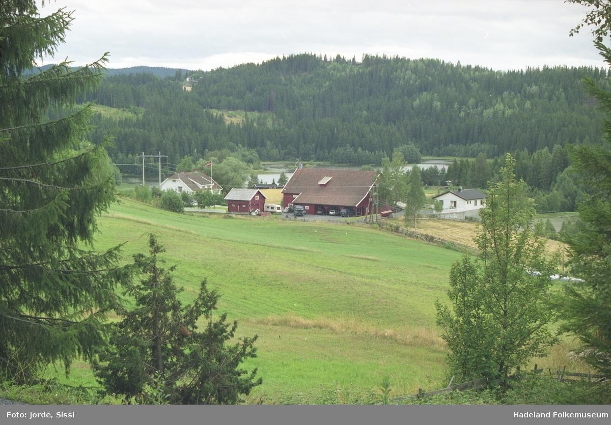 Gården Brokerud i Lunner.