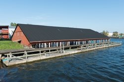 Hokvinden på Örlogsbasen i Karlskrona