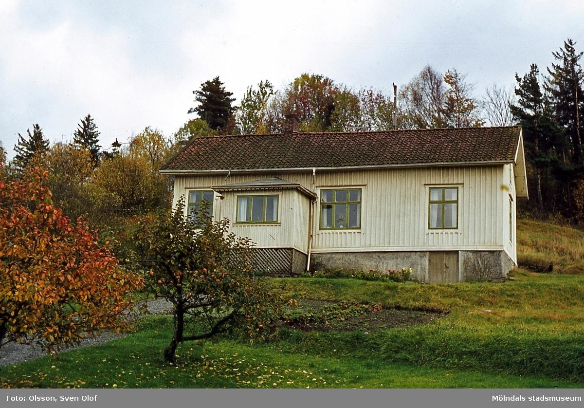 Bostadshus på Pålsegården 3 i Balltorp, Mölndal, år 1964.