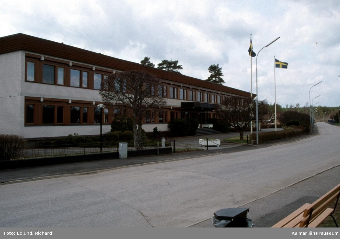 Gullringshus kontor i Gullringen.