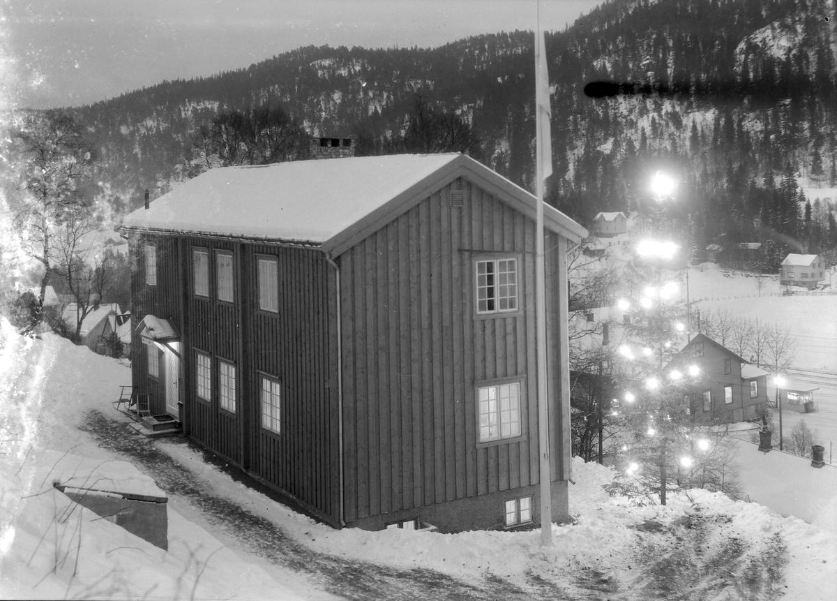 Velferdshuset til Sanitetsforeningen ved Løkken Verk