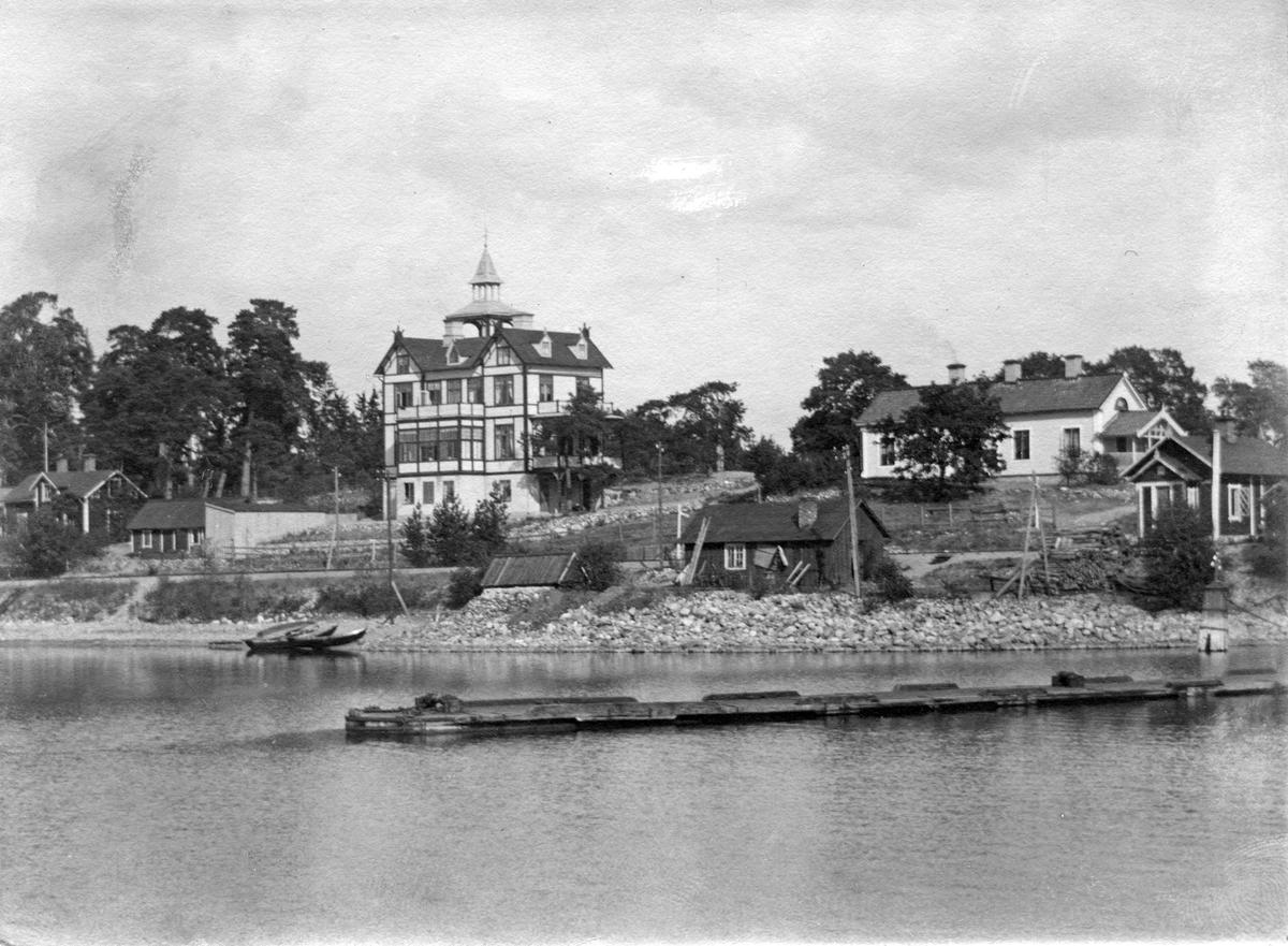 Kvicksund ? Sekelskifte 18-1900.