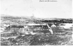 bebyggelse på Berlevåg Søndre