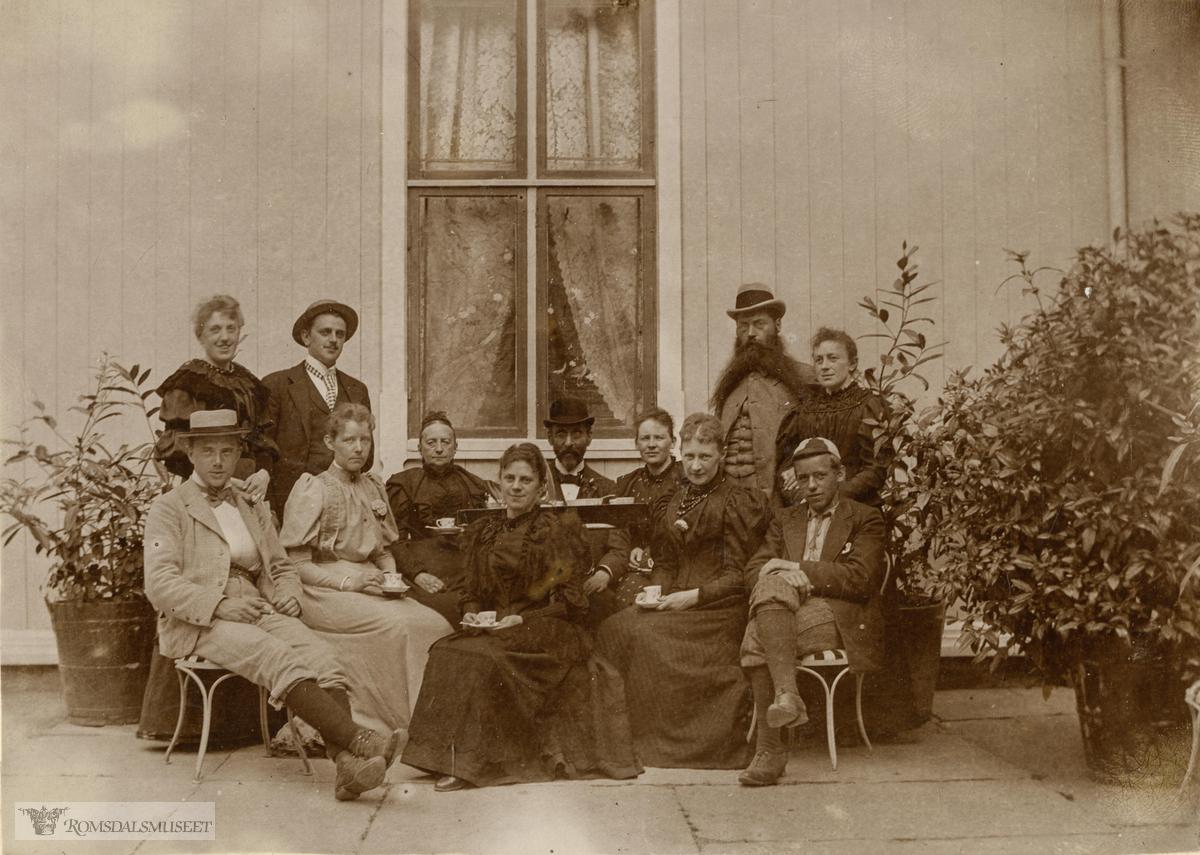 "Villa Retiro..""Sommeren 1894"""