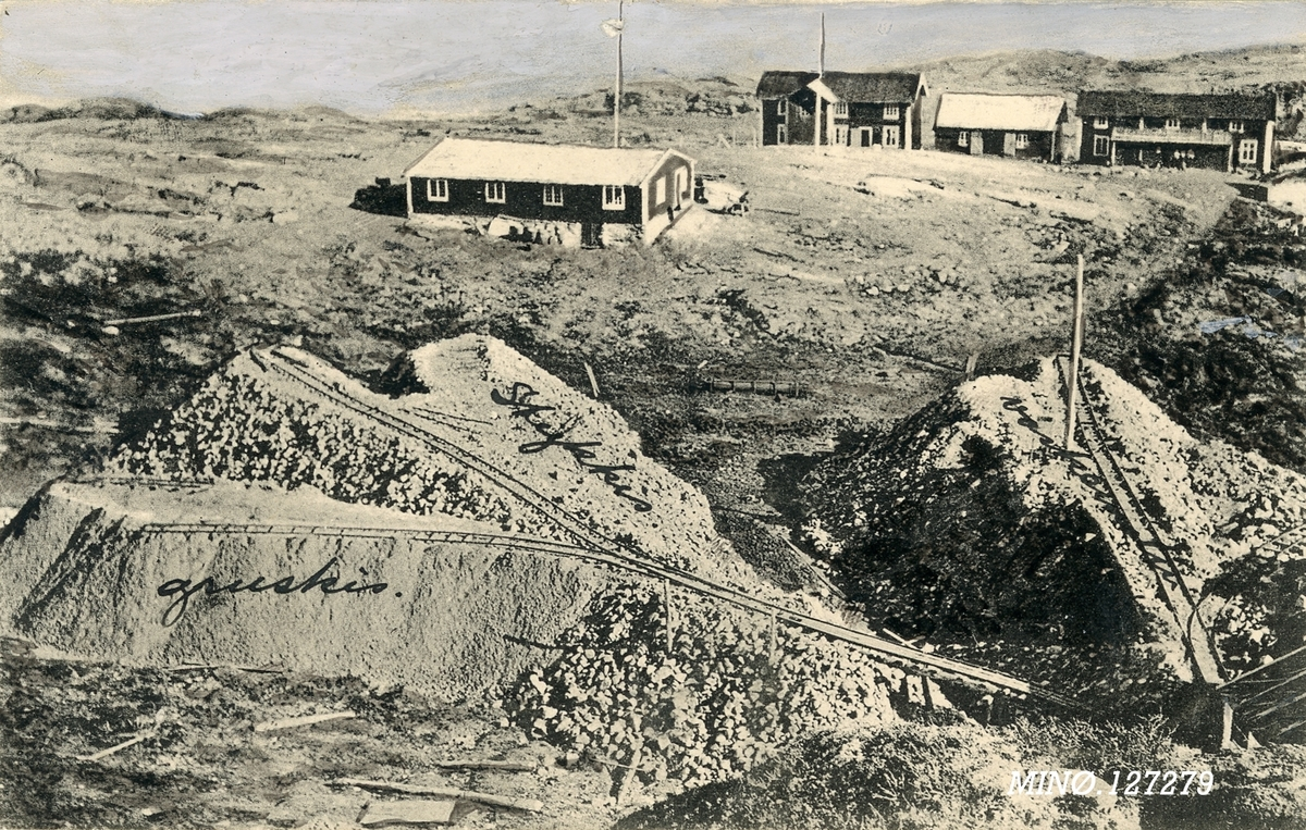 Bilde fra Øvrebyen, Røstvangen