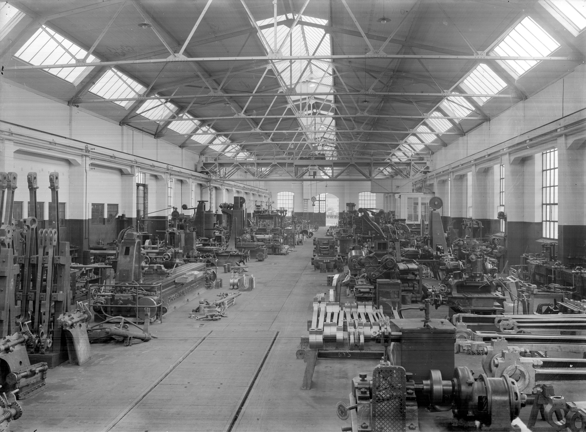 Maskinverkstaden