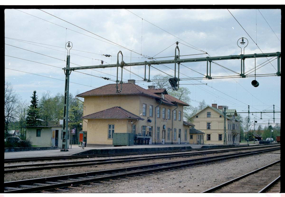 Strömtorp station.