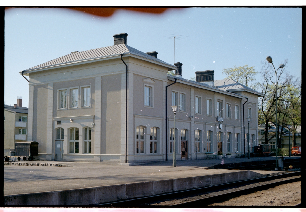 Filipstad station.