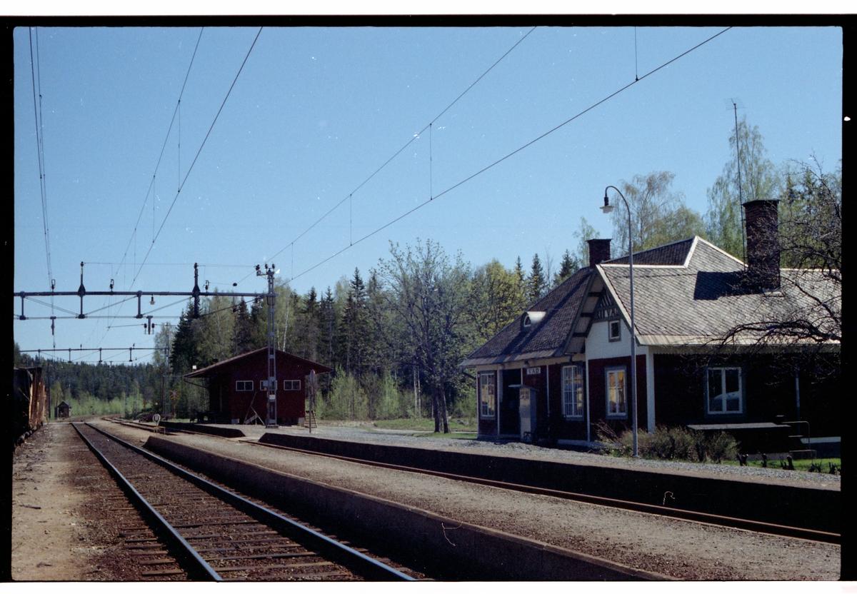 Vad station.
