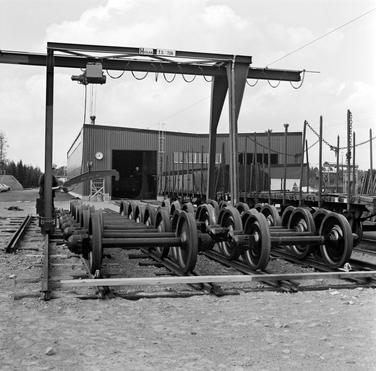 Ny vagnverkstad, Nässjö