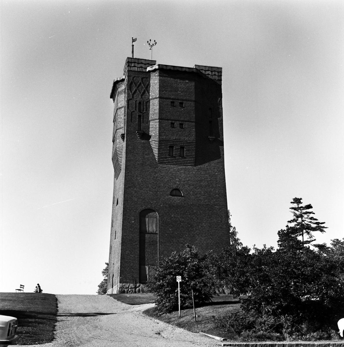 Vattentornet i Tornparken, Sundbyberg