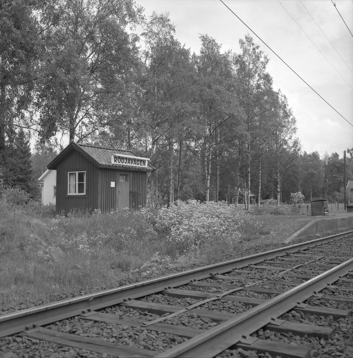 Rödjavägen hållplats