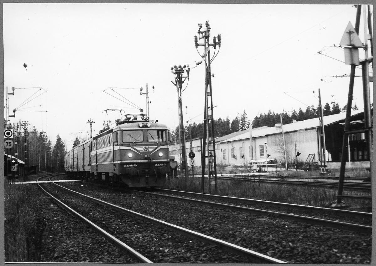 Statens Järnvägar, SJ Rc4 1149.