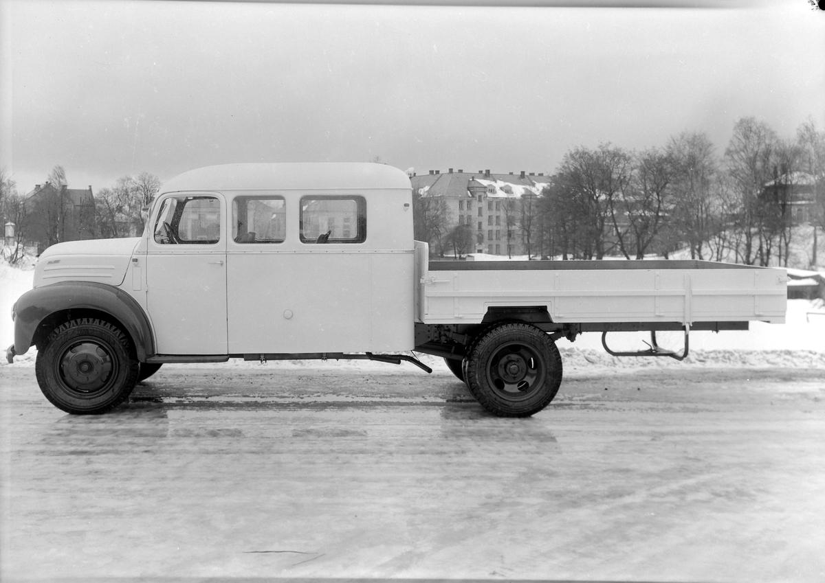 Rutebil fra Arvid Fische A/S