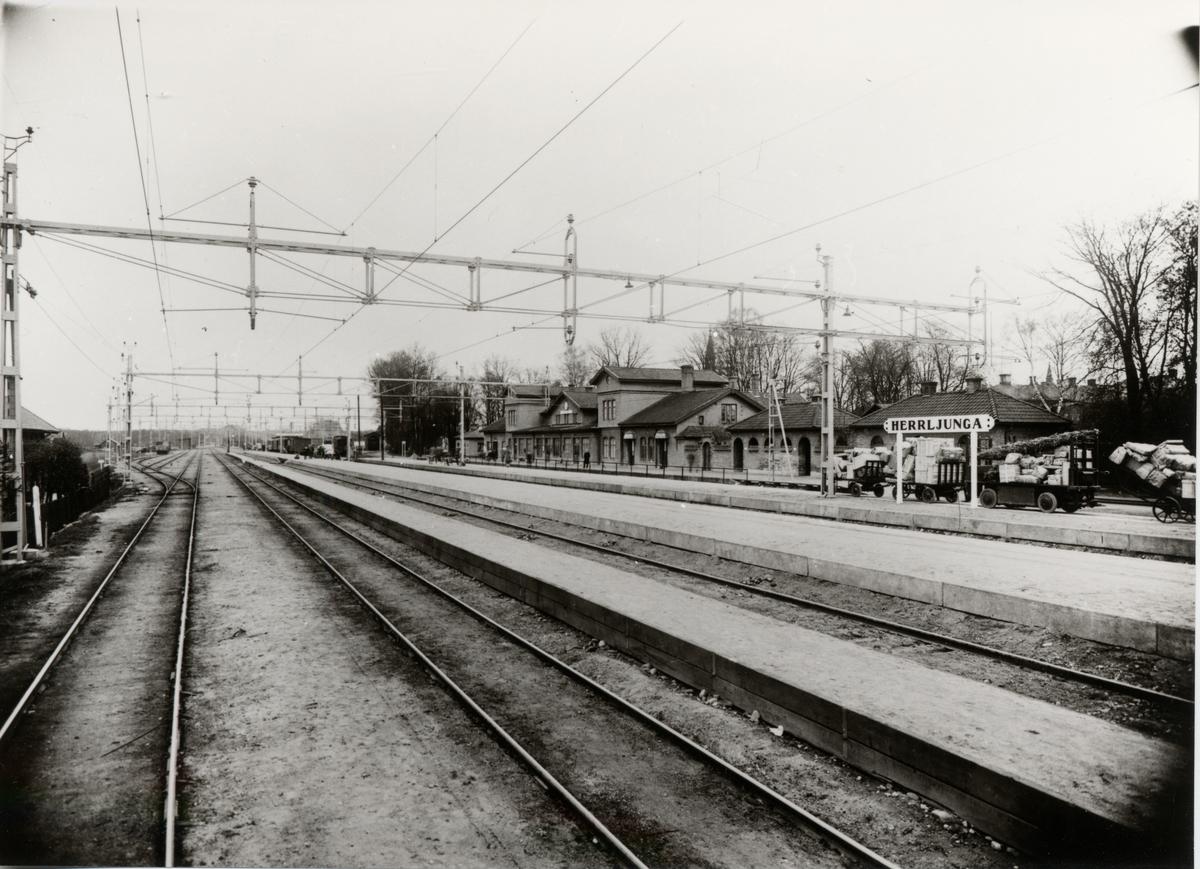 Herrljunga station