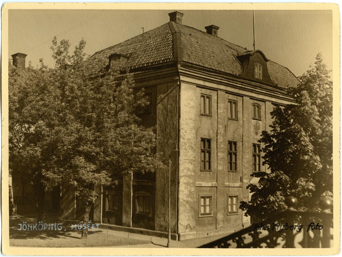 Museet , Gamla rådhuset.