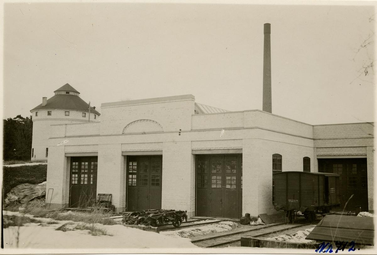 Driftverkstaden i Hagalund