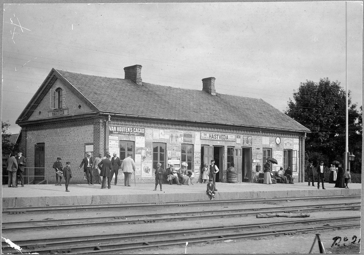 Hästveda station