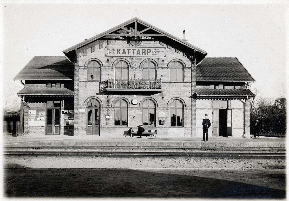 Kattarp station.