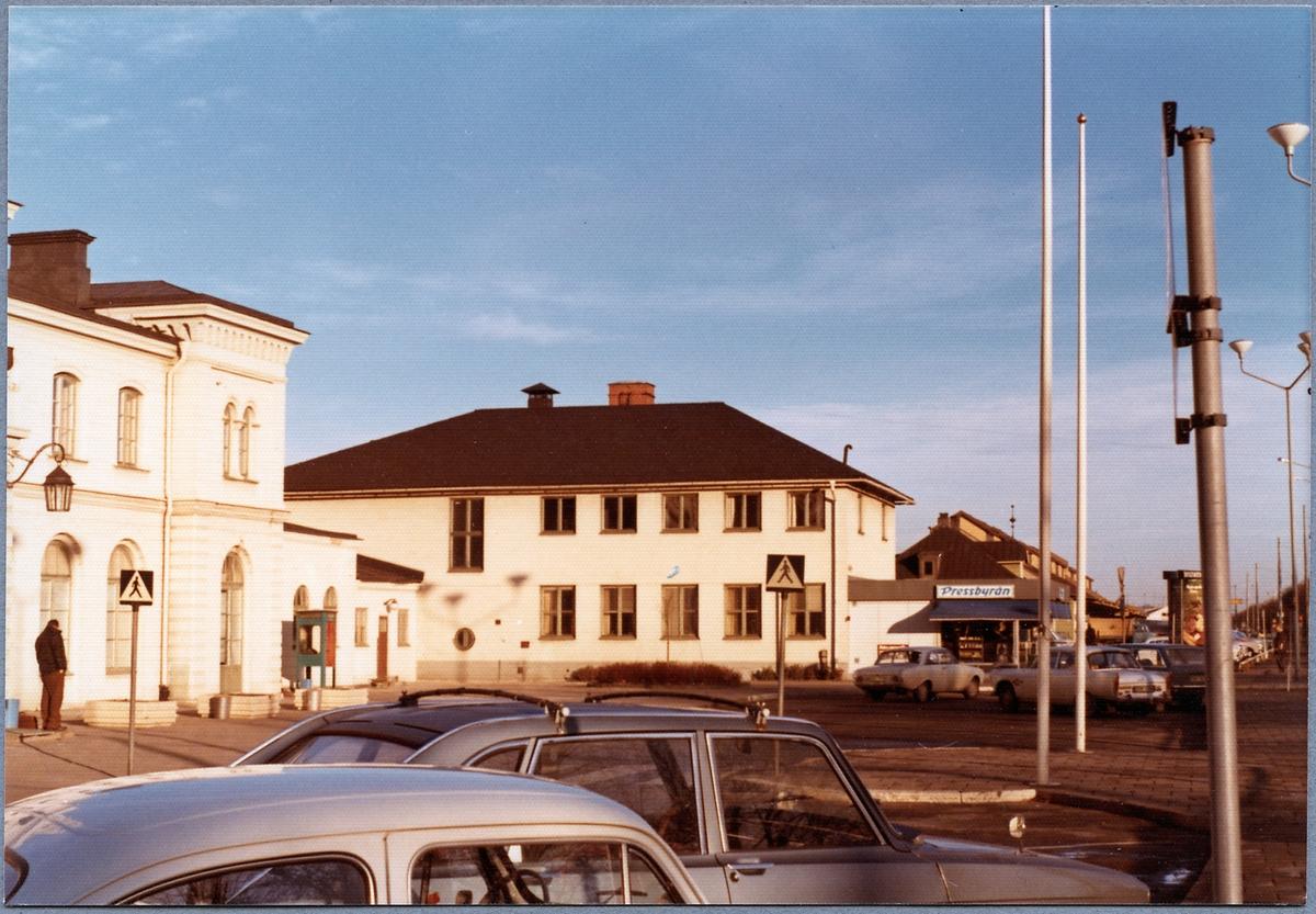 Norrköping C från gatusidan.