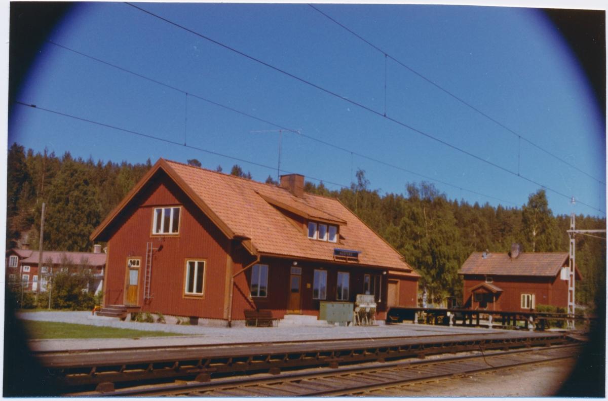 Kusfors station.