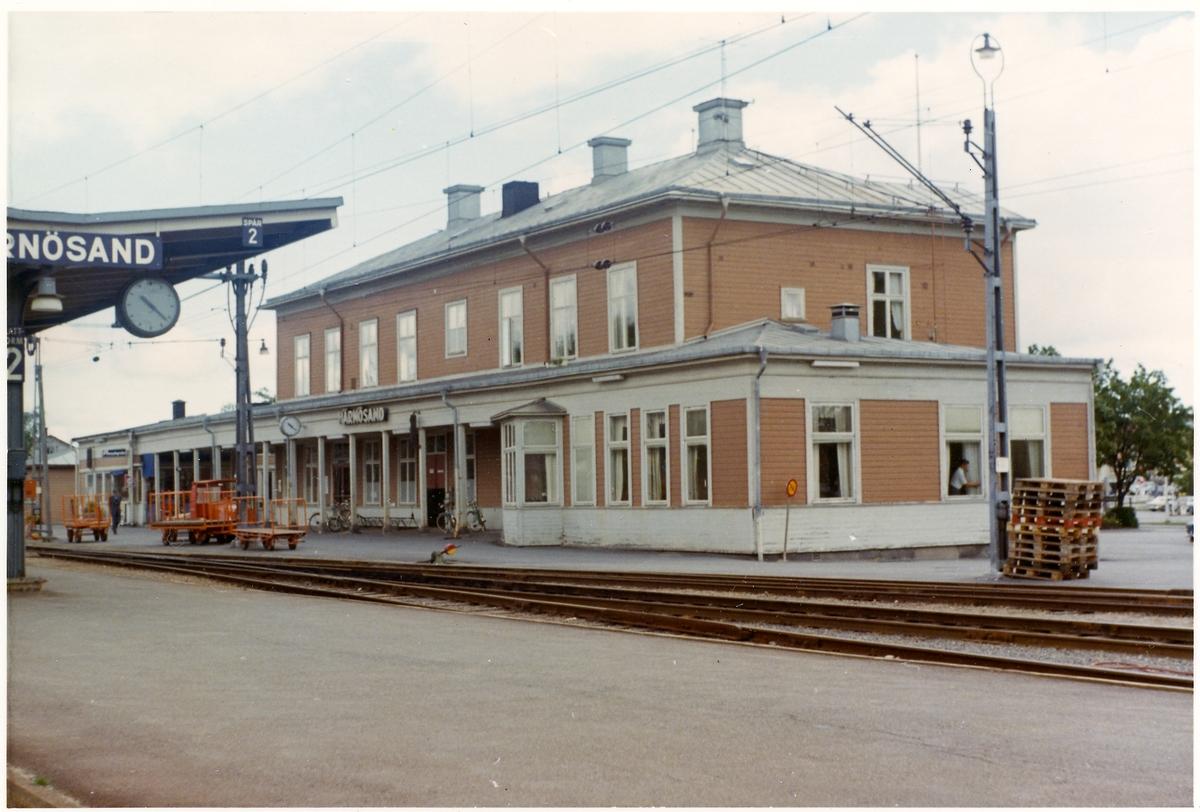 Härnösand station