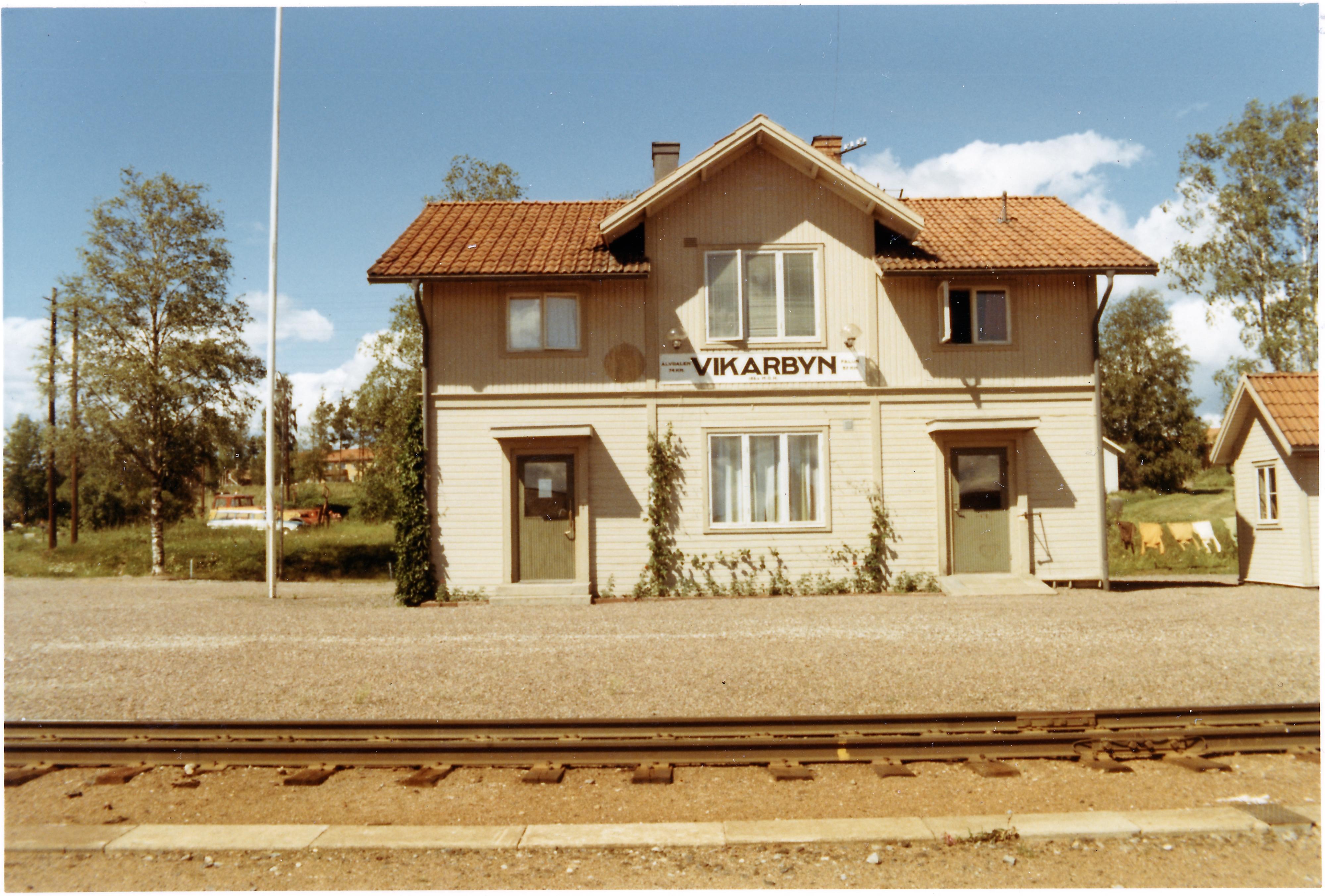 R304 ja, Vikarbyn, Rttvik, Cabins & apartments, Vikarbyn