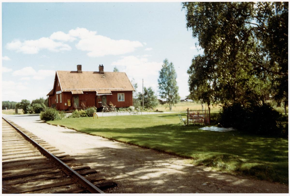 Rågsveden station.