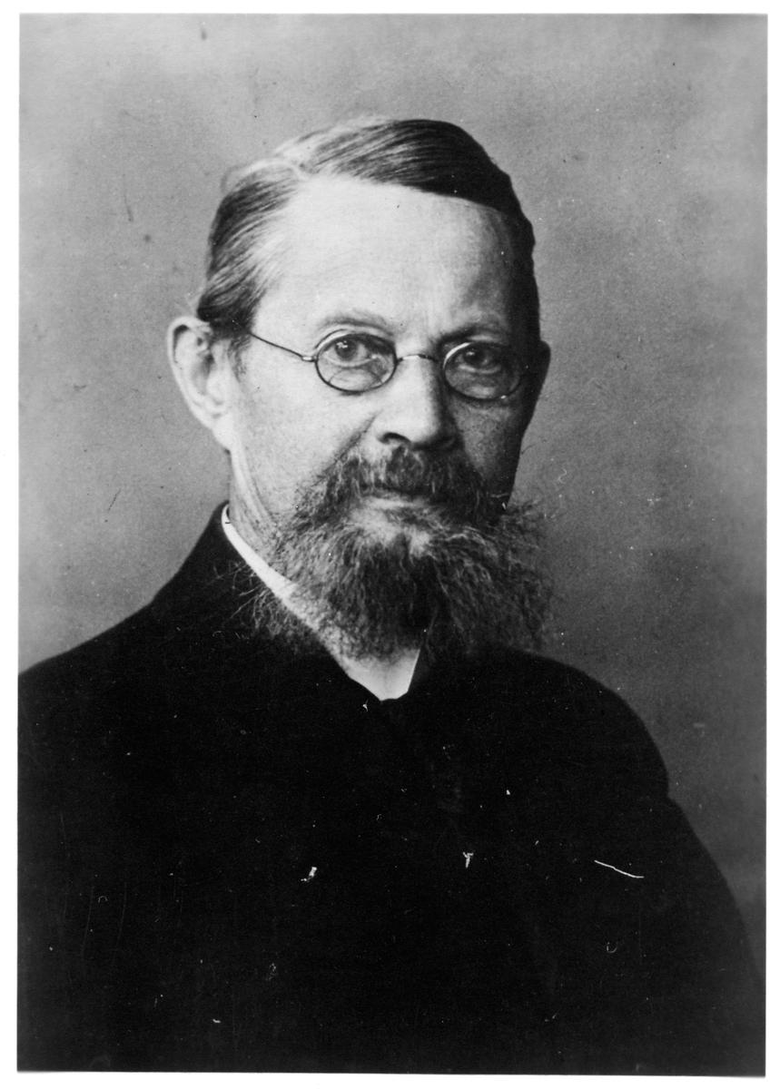 Ingenjör Tönnes Algren.