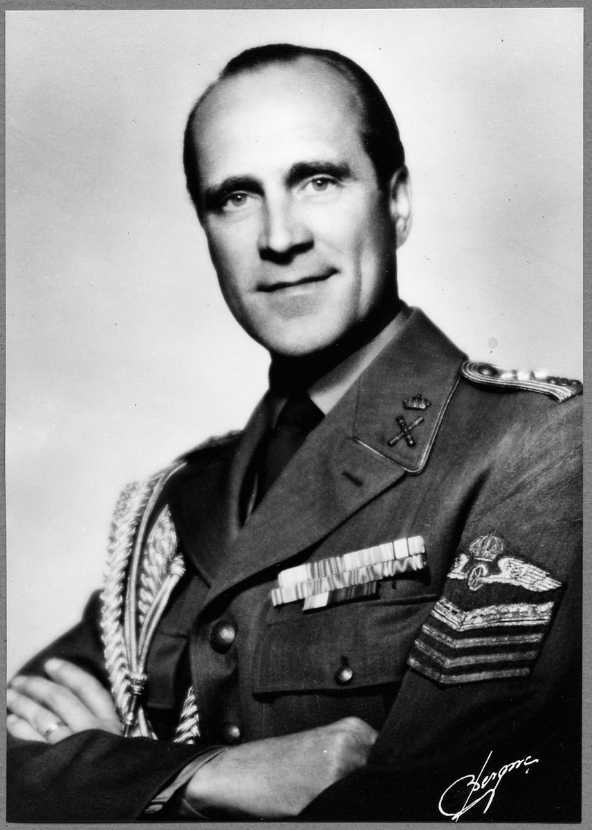 John Alstermark, byråchef för Försvarsbyrån.