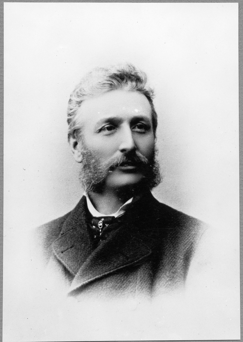 Maskindirektör Samuel Betts.