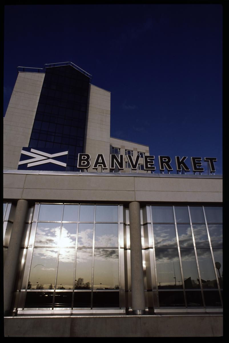 Kontorsbyggnad för Banverket.