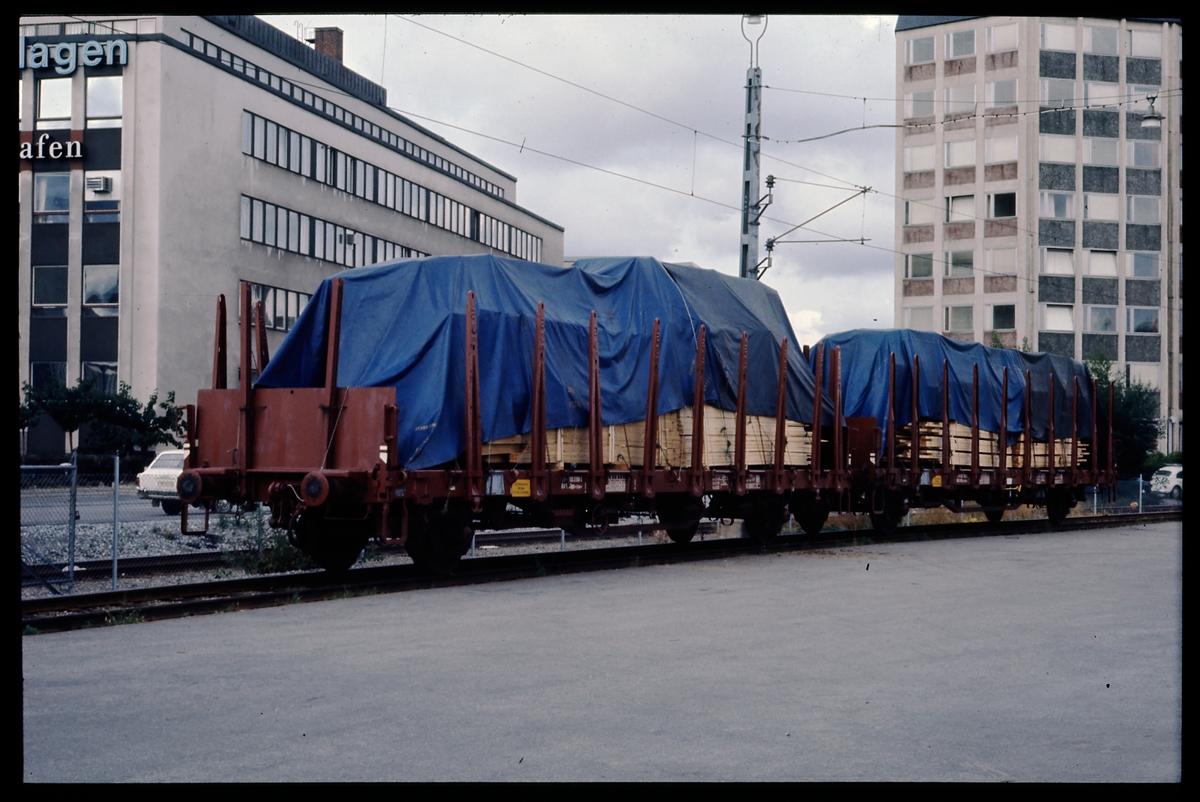 Virkeslastade godsvagnar, Statens Järnvägar SJ Kbps.