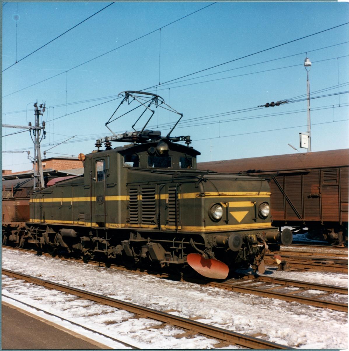 Trafikaktiebolaget Grängesberg–Oxelösunds Järnvägar, TGOJ Hg 201 i Ställdalen.