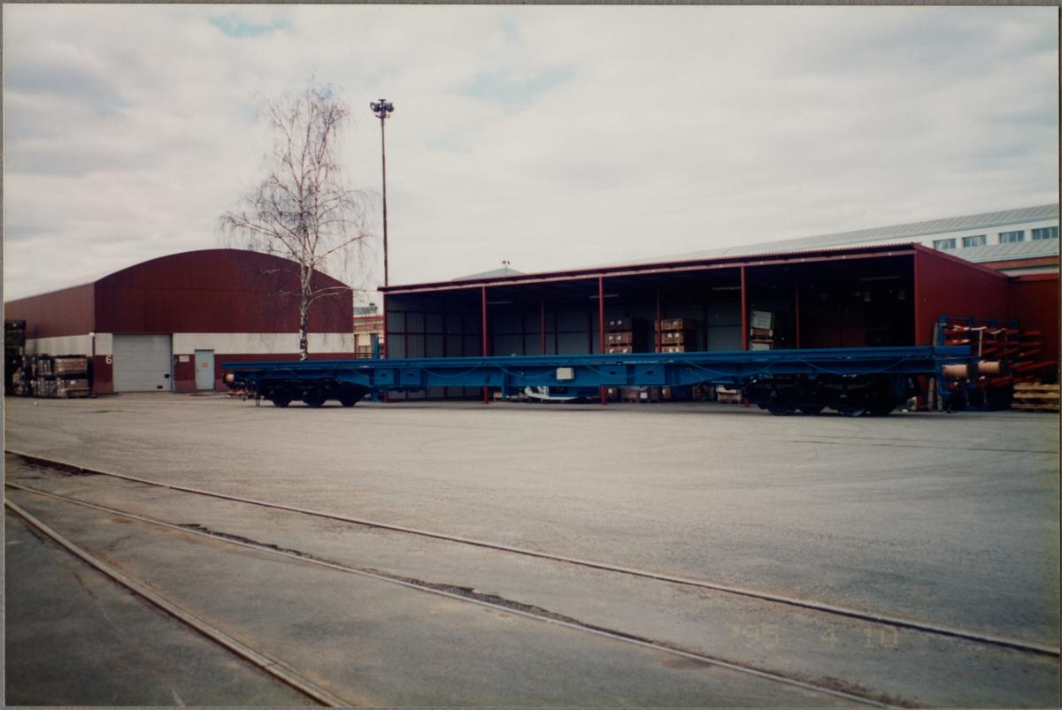 Transportvagn för växlar, Statens Järnvägar, SJ Sklps 84-74-474 9 000-0.