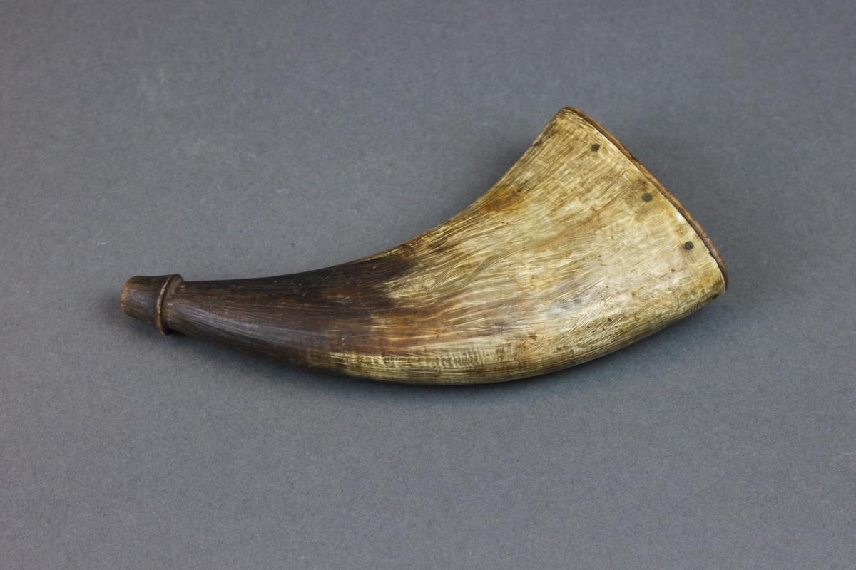 Form: Konisk