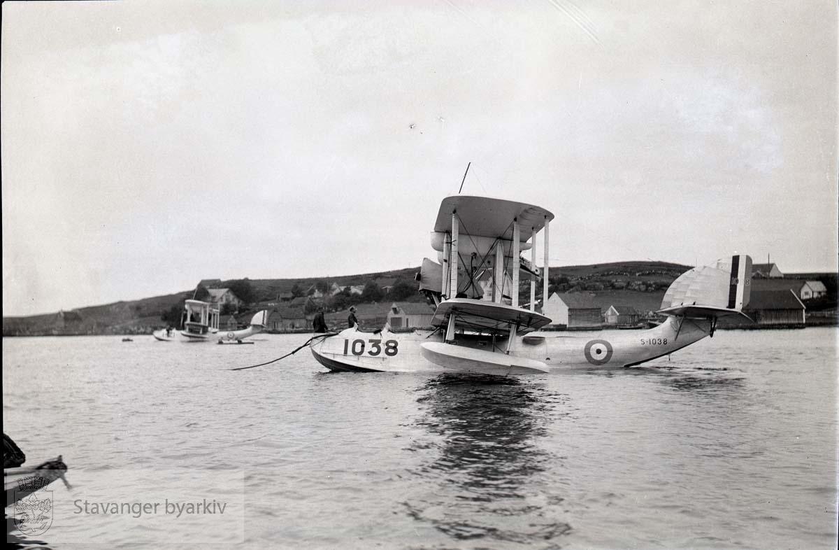 Engelske flygere