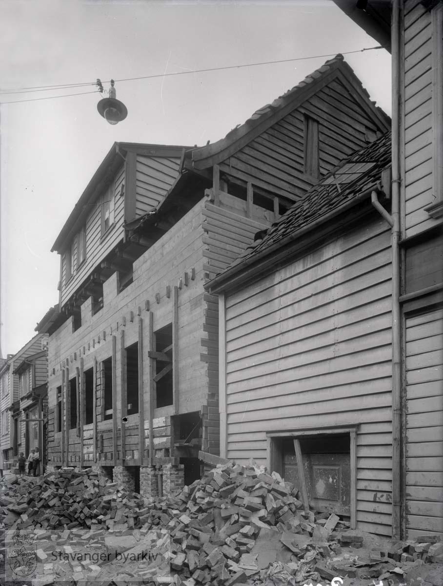 Fotografert for Stavanger Bygningskontor.