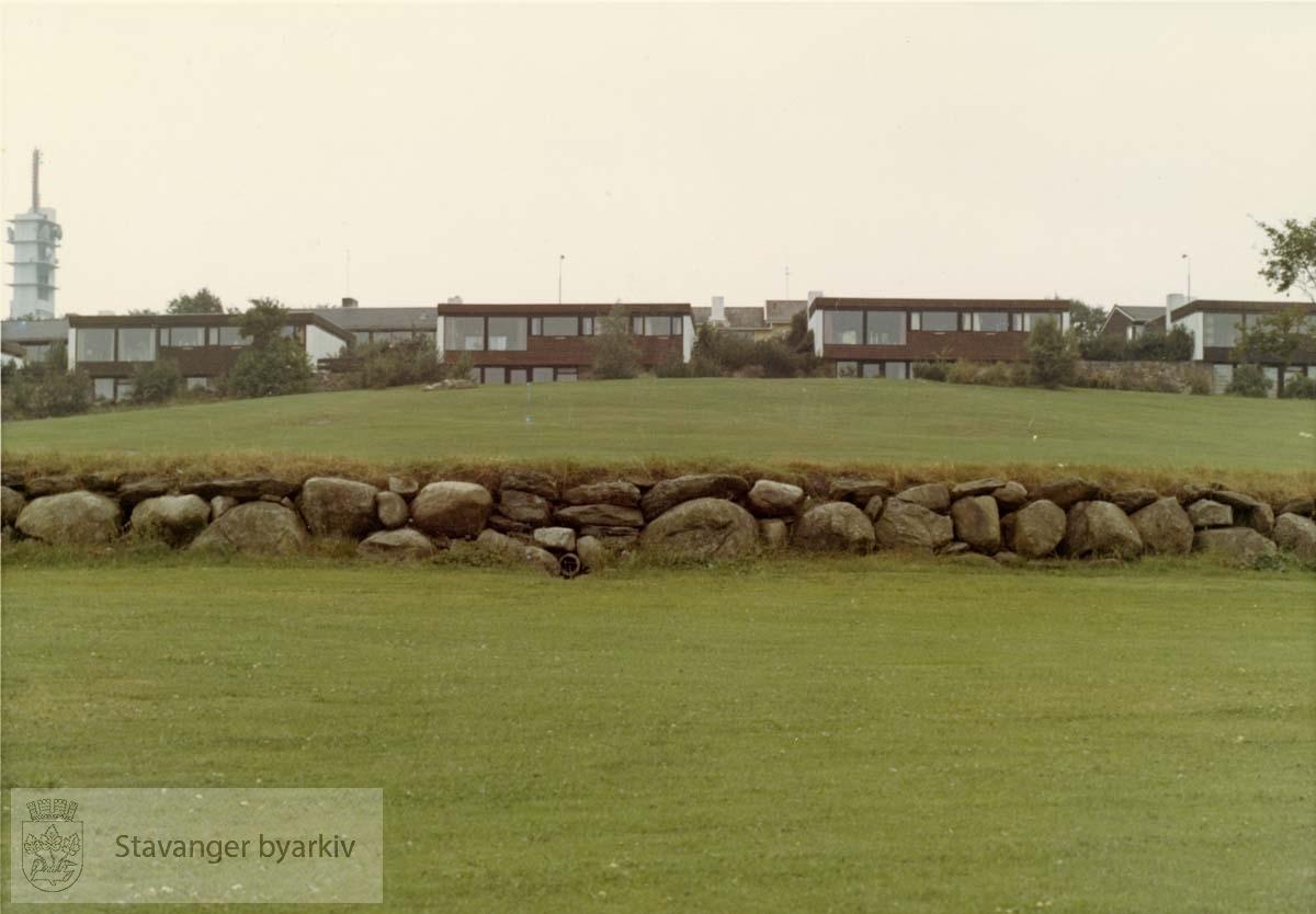 Nyoppførte eneoliger på Ullandhaug
