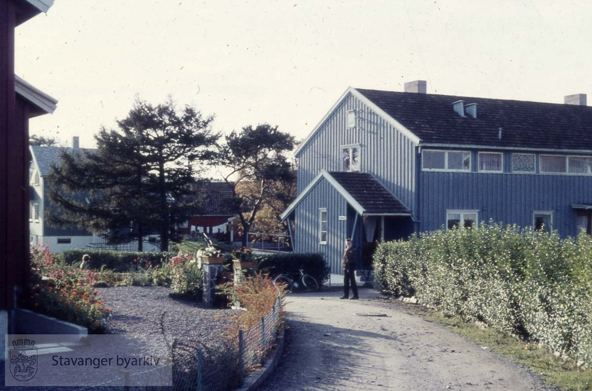 64. Sommerro .Mariero / Vaulen.Området rundte Zetlitzveien , Sommerrostubben, Fagerflåtveien, Småflåtveien og Langflåtveien.