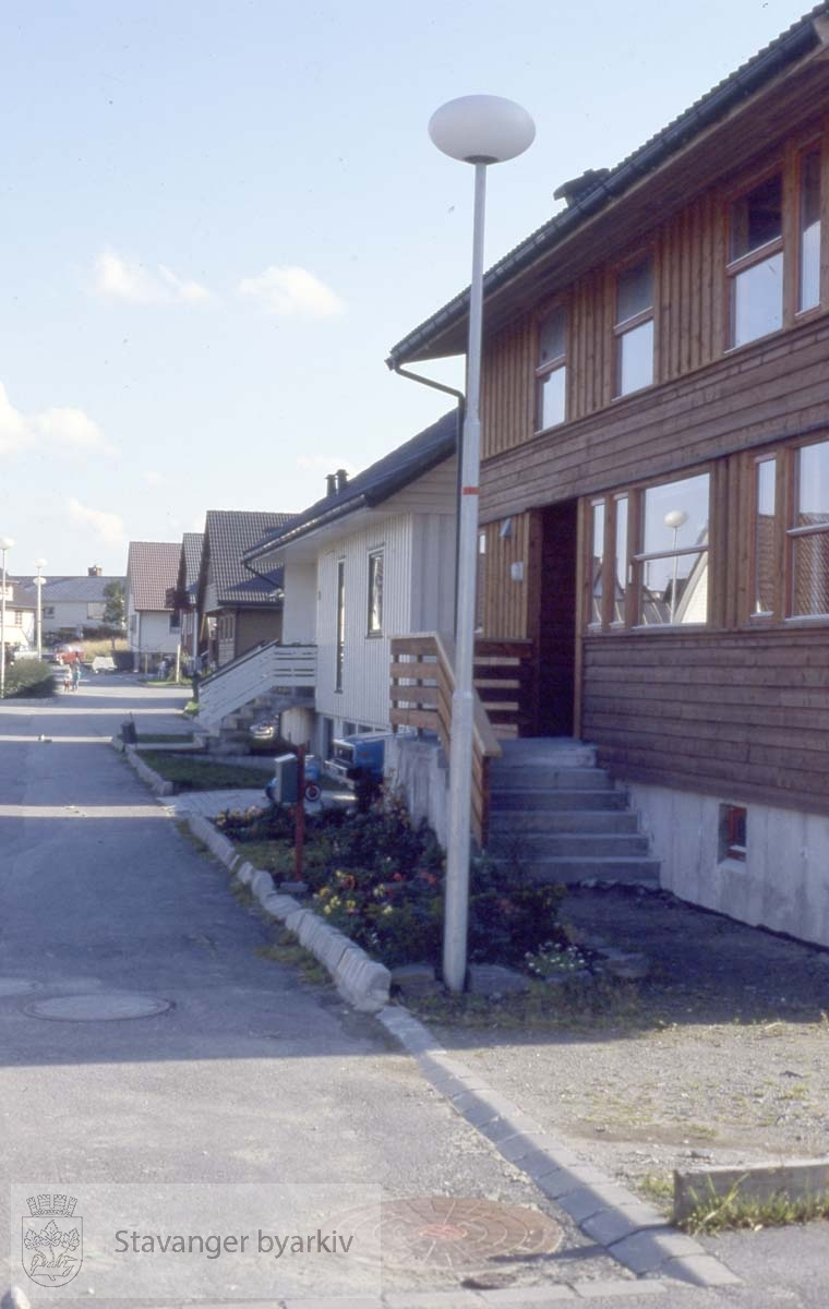 Hus i Steinkobbeveien
