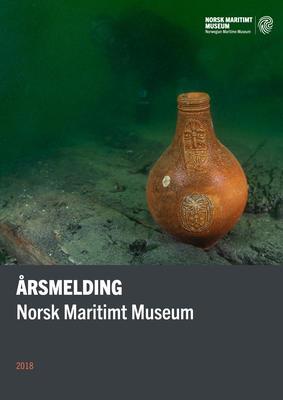 Arsmelding_2018_Norsk_Maritimt_Museum_Forside.jpg. Foto/Photo