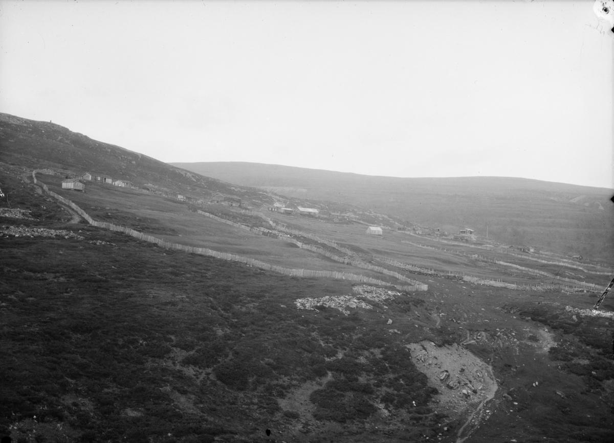 Dovre, Grimsdalen, Bjørnsgardssætrene