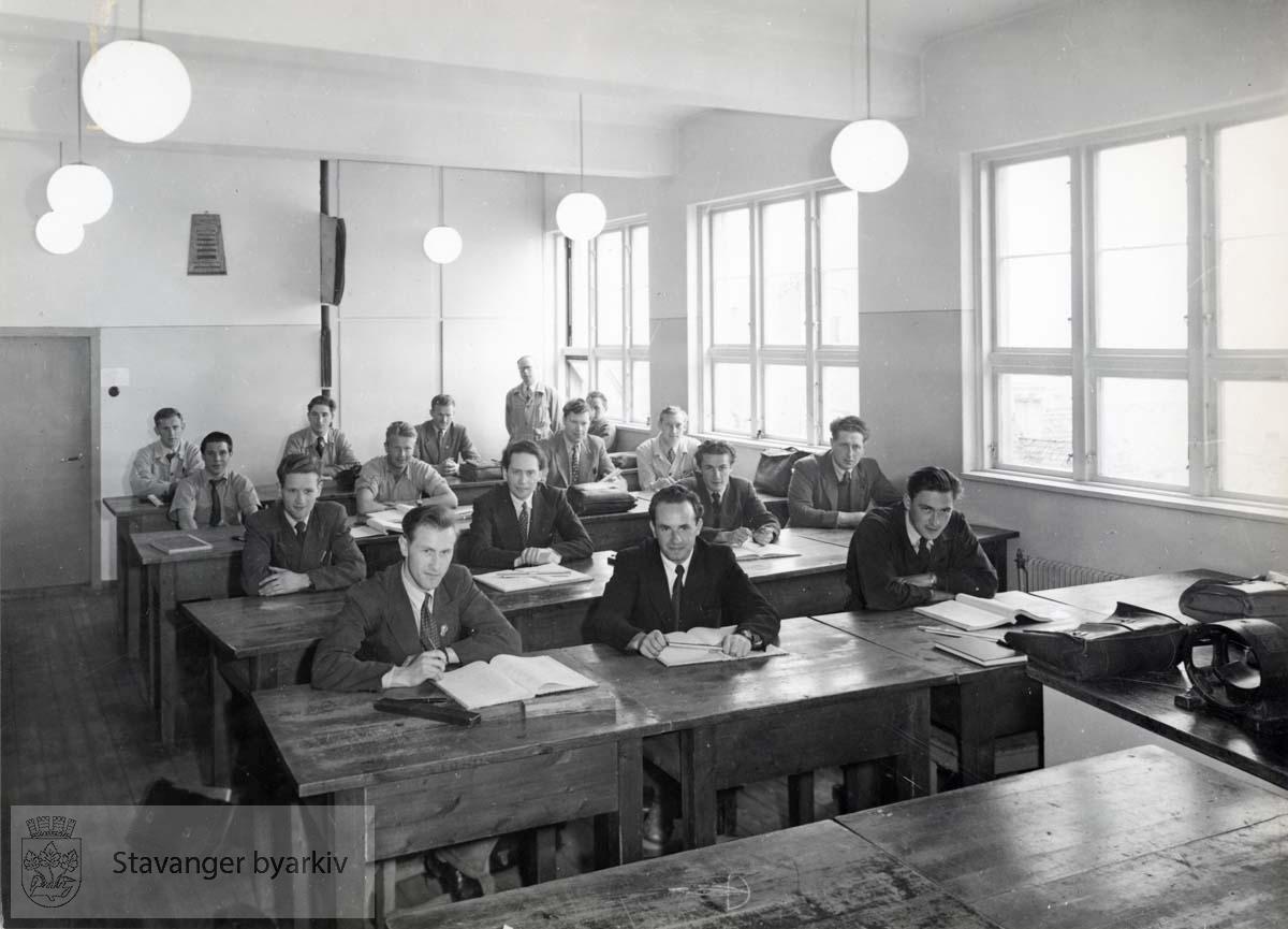 ..Stavanger yrkesskoler ..Stavanger Tekniske Fagskole