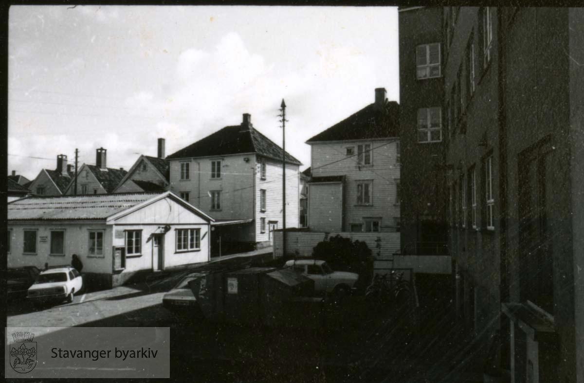 Eksteriørbilder ..Stavanger yrkesskoler ..Stavanger Tekniske Fagskole