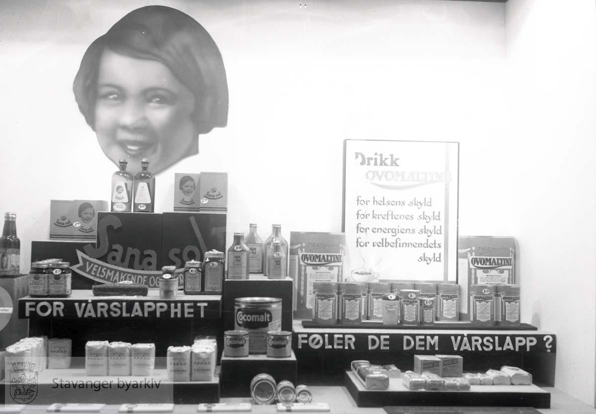 Sana sol..Leversen skriver i album:.Februar og resten av våren 1935.Fin virkning