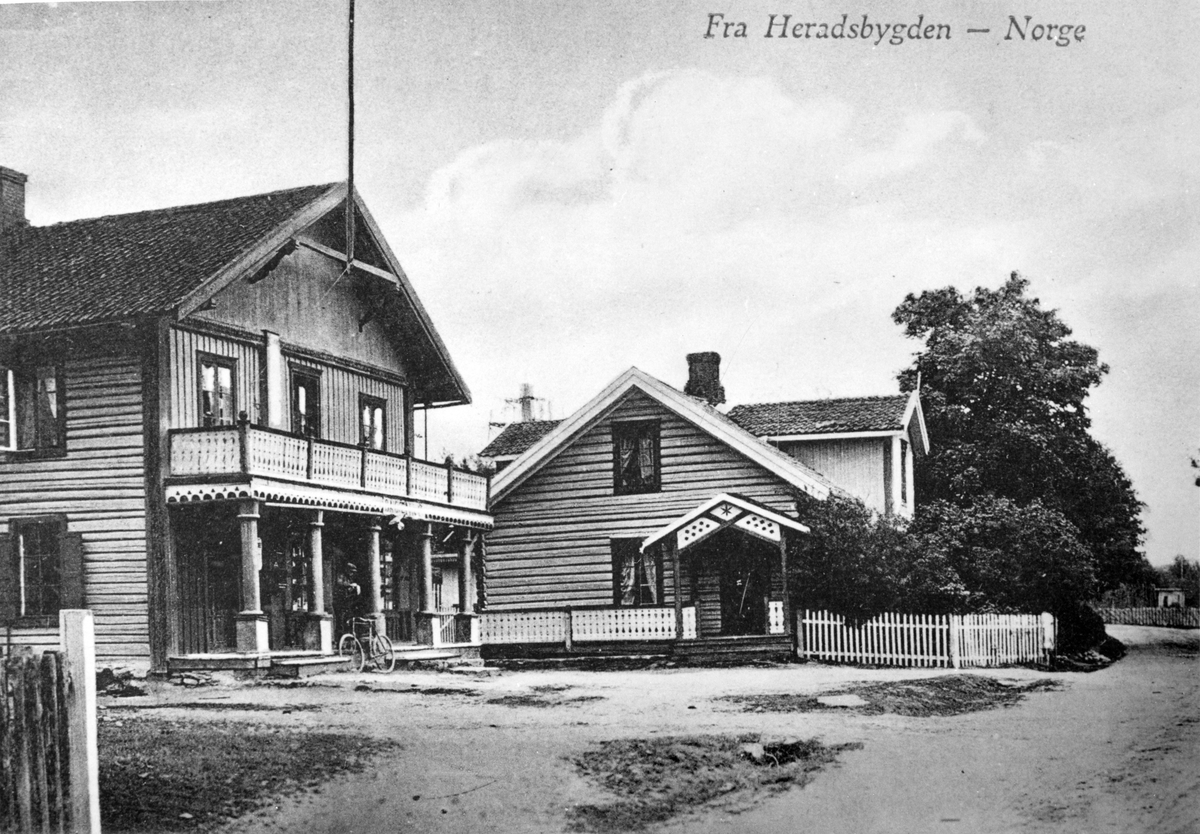 Opset (Rosen), Heradsbugda 1910
