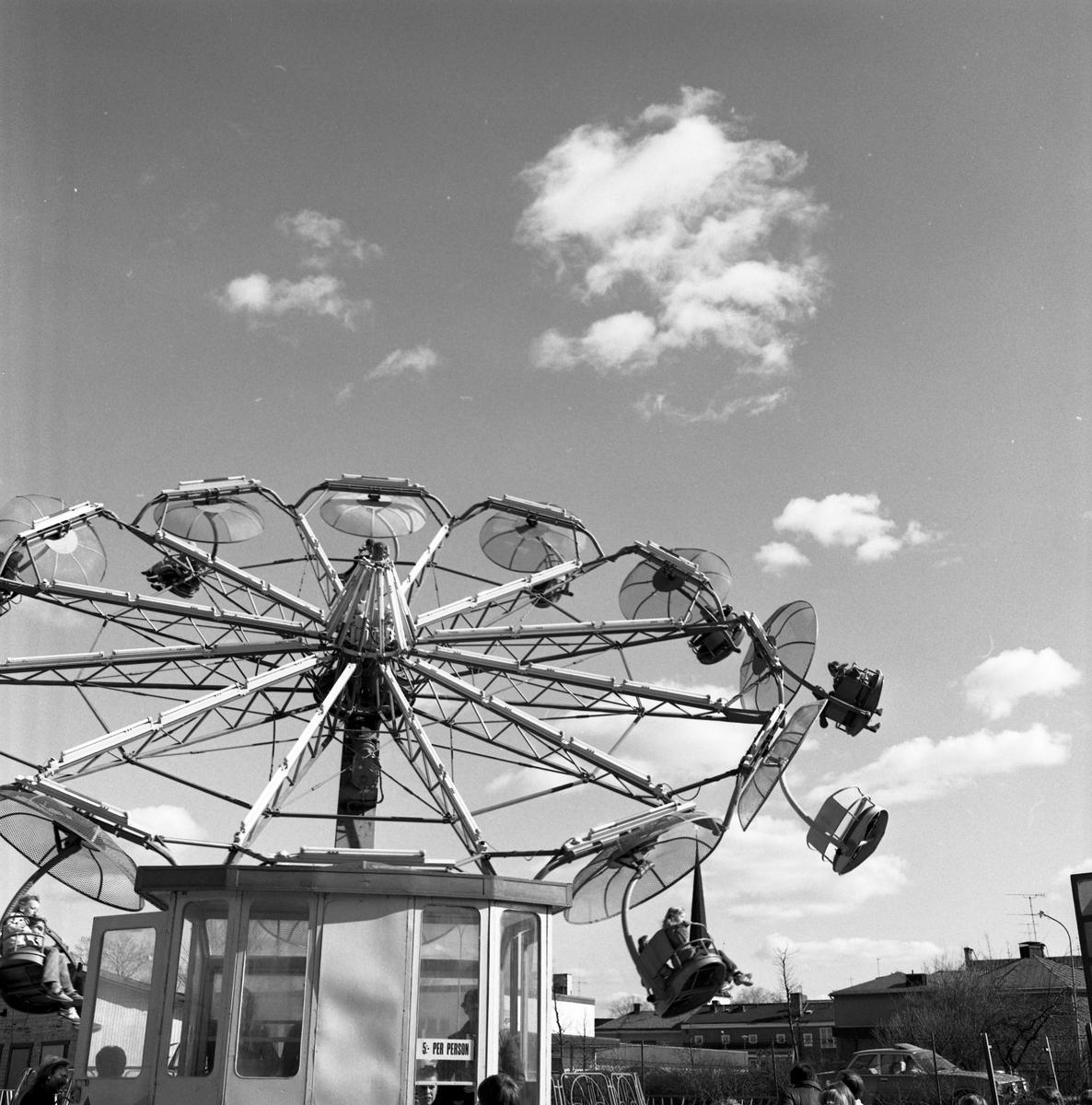 Karusell på tivoli