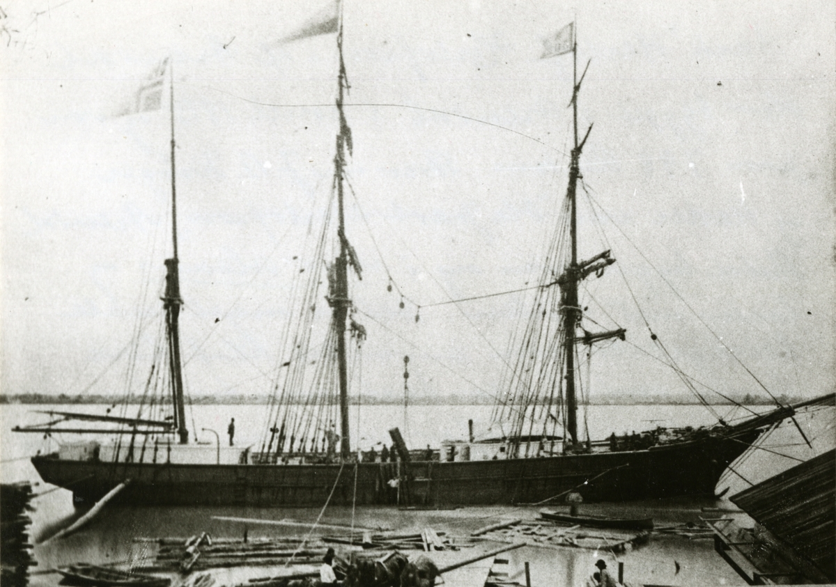 Bark 'Herlof Herlofson' (b.1875, O. J. Herlofson, Arendal, Norge)